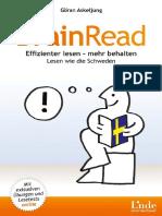 BrainRead_ Effizienter lesen - mehr behalten. Lesen wie die Schweden ( PDFDrive )
