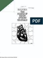 Broda Barnes Solved Riddle Heart Attacks