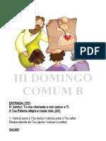 III COMUM