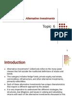06. ALTERNATIVE INVESTMENT