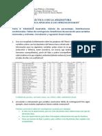 Práctica 4 - Estadística bivariable - ejercicios resueltos