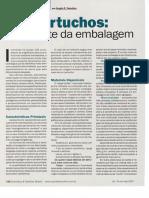 Cartuchos - O Requinte Da Embalagem - Artigo Técnico Revista C&T Nov-Dez 2007