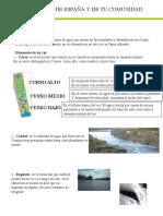 las aguas 5º primaria adaptado