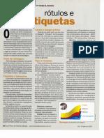 ROTULOS E ETIQUETAS - artigo técnico Revista C&T set-out 2007 pag90.91