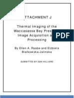 Thermal imaging of the Waccasassa Bay