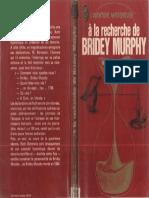 198-A la recherche de Bridey Murphy-Morey Bernstein