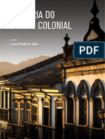 Livro Proprietario - Historia Do Brasil Colonial