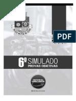 Simulado  - PMCE - 09.02.2020 - VETORIAL CONCURSOS