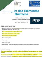 A origem dos elementos químicos_26março2021