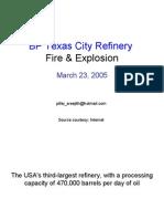 BP Texas Explosion