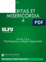 VEM4 Module5 Participatory Rapid Appraisal