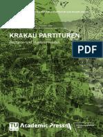Krakau Partituren Bachelor- Und Masterentwerfen