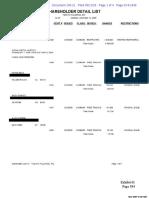 YesDTC Free Trading Shareholder List - Honig Family Kesner - SEC Evidence