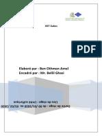 Rapport de Stage by amal ben othmen