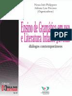 ENSINO DE GRAMÁTICA EM USO E LITERATURA INFANTO-JUVENIL