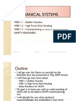 PPD Review Dec09 Mechanical Systems Rev3