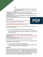1João 2 - Estudo PGM - Semana 1