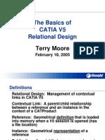 The Basics of Relational Design
