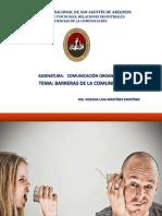 tema 3-Barreras de la comunicación
