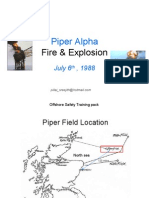 Piper Alpha Case Study