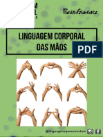Ebook_Linguagem Corporal das Mãos