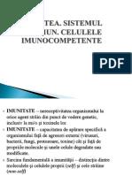Imunitatea Sistemul Imun-39321