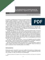 C_Reforma constitucional en materia penal de 2008. Antecedentes, objetivos y ejes rectores