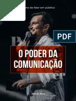 O poder da comunicação - Jonas Kaz