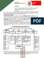 Guía de Inducción - Lectura Crítica y Producción Textual. Sexto Grado. 2021