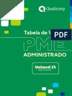Tabela Unimed BH PME Administrado - Qualicorp_removed