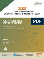 NCCPS 2018 Proceedings