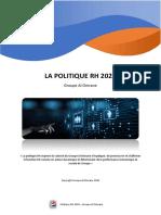 politique RH 2025 VF
