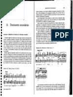 Dominantes Secundarias - Piston