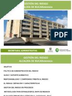 GESTIÓN DEL RIESGO 2019