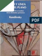 Kandinsky - Punto y Linea Sobre El Plano