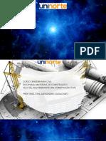 AULA 002_AGLOMERANTES NA CONSTRUÇÃO CIVIL_MATERIAIS DE CONSTRUÇÃO I