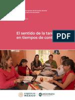 """Liz Garcia_""""El Sentido de La Tarea Docente en Tiempos de Contingencia"""""""