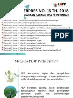 Materi 1 - Pelatihan Keahlian Tingkat Dasar PBJP v.2.1