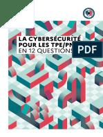 Guide - La cybersécurité en 12 questions