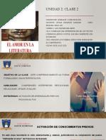 CLASE 2- 8° Lenguaje (Unidad 2)