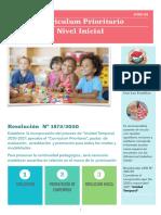 Curriculum Prioritario documento