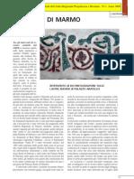 Pomilla, R. Iscrizioni Di Marmo. 2006