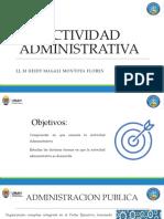 Actividad Adminsitrativa y Relaciones Administrativas (1)