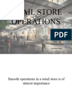 341932415 Retail Store Operation