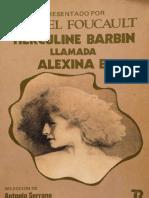 Foucault, Michel (2007) - Herculine Barbin, llamada Alexina B.