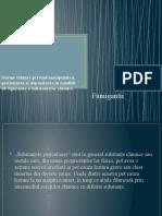 Norme tehnice privind manipularea, gestionarea si depozitarea