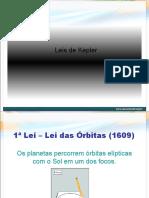 Leis de Kepler PPT
