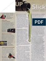 Psi Bands featured in Highways Magazine