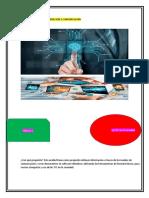 TECNOLOGIAS DE LA INFOMACION Y COMUNICACIÓN MODULO - Y ACTIVIDAD 1