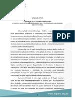 Texto 03 - Complementar - Recomendação ABPMC